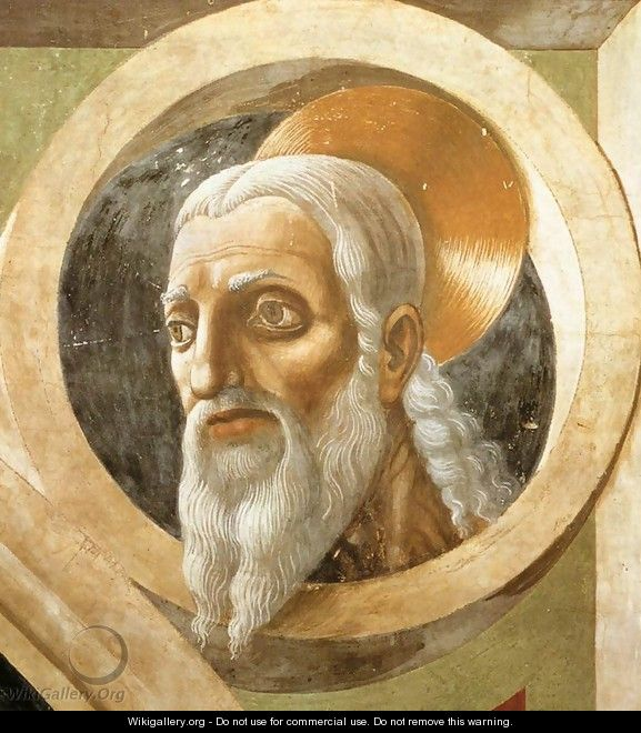 Head Prophet Paolo Uccello Wikigallery Largest