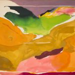 Helen Frankenthaler Abstract Painter Dies New York
