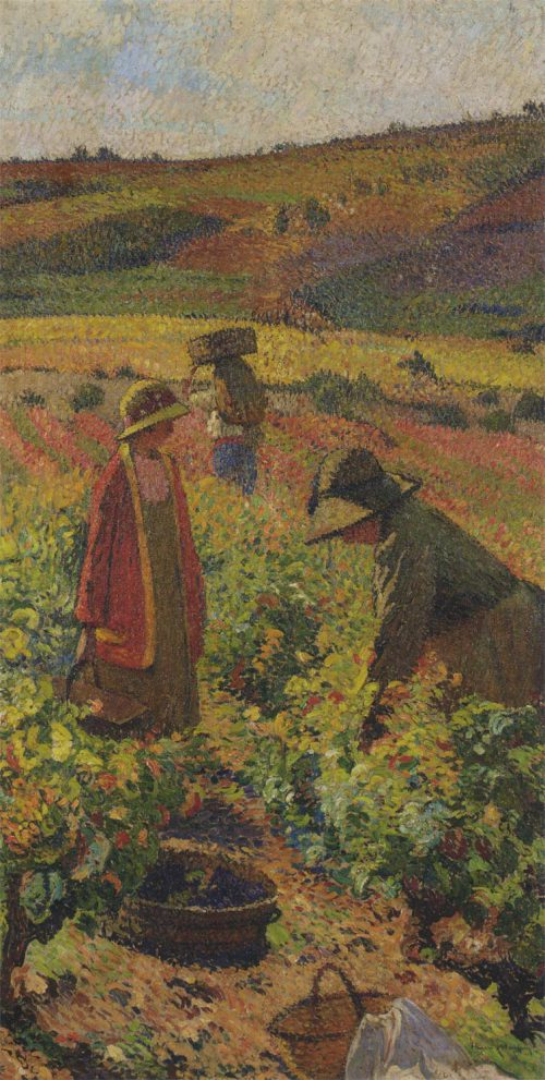 Henri Martin Post Impressionist Painter Tutt Art Pittura Scultura Poesia