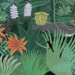Henri Rousseau Rainforest Paintings