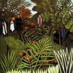 Here Truth Henri Rousseau Famous Animal