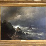 Hermann Herzog Original Century Oil Painting Sale Antiques