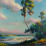 Highwaymen Artist Harold Newton Windy Beach