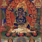 Himalayan Buddhist Art Why Paintings Made Part Tricycle