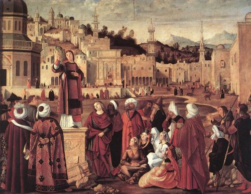 History Art Early Renaissance Vittore