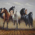 Horse Paintings Sale All