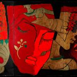 Husain Master Modern Indian Painting Exhibition Victoria Albert
