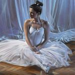 Hyper Realistic Beautiful Oil Paintings Famous Artist Rob