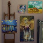 Impressionist Paintings Replaced Daisytighfield Mod Sims