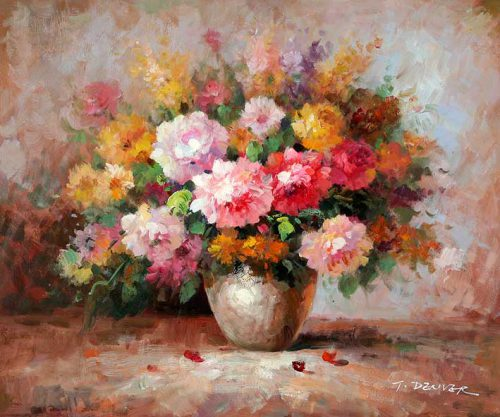 Impressionistic Oil Paintings