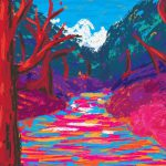 Influencing Fauvism Style Art