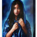 Innocence Akiane Kramariks Virgin Mary Mother Jesus Painting Art