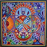 Inspiration Mexican Huichol Art