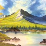 Inspired Bob Ross Wam Paintings All Time