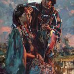 Interview Jeremy Winborg Creates Expressive Native American