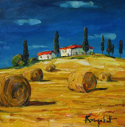 Italian Landscape Paintings