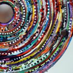 Items Similar Color Vortex Abstract Paintings