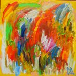 Items Similar Original Oil Abstract Painting Modern Art