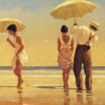 Jack Vettriano Mad Dogs Off