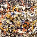 Jackson Pollock Convergence Painting Best Paintings