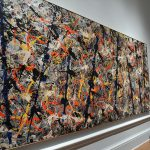 Jackson Pollock Paintings Sold Fakes Non Existent Dealer Forgery