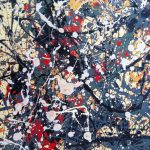Jackson Pollock Sleep Late
