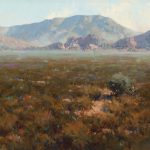 James Reynolds Paintings Sale Western Art Cowboy Artist Landscapes