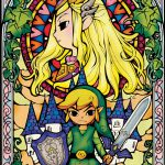 Japanese Legend Zelda Game Series Symbolic Aryan Struggle Against Jew
