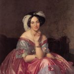 Jean Auguste Dominique Ingres Baronne James Rothschild Wikimedia