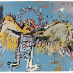 Jean Michel Basquiat Works Sale Auction