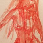 Jess Cummin Recreates Ancient Cave Paintings Using Her Period Blood Metro