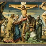 Jesus Crucifixion Art Peace