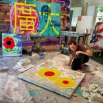 Jim Carrey Spent Last Six Years Painting Now Actor Turned Artist Has