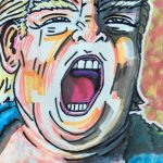 Jim Carrey Wants His Semi Nude Trump Painting Posh Entertainment