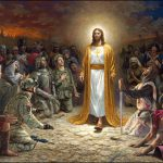 Jon Mcnaughton Peace Coming Paper Canvas Art