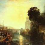 Joseph Mallord William Turner Dido Building Carthage Painting Best Paintings