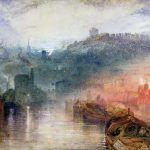 Joseph Mallord William Turner Dudley Worcester Painting Print