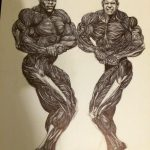 Kai Greene Twitter Throw Back Never Finished Drawing Told