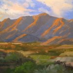 Karen Winters California Impressionist Oil Paintings Landscapes