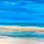 Kimberly Conrad Daily S Denise Beach Original Abstract Seascape