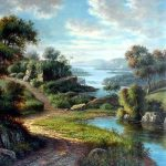 Landscape Art Artist Paintings Fine