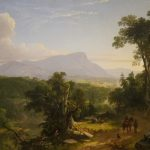 Landscape Composition Catskills Asher Durand San Diego Museum
