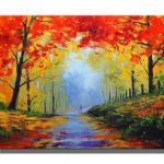 Large Canvas Art