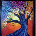 Large Canvas Painting Ideas Drawings