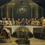 Last Supper Painting Jean Baptiste