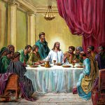 Last Supper Painting John