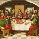 Last Supper Painting Master