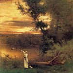 Lawsuit Erupts Over George Inness Painting Consignment Artfixdaily News