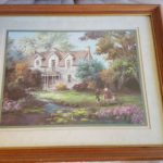 Lee Parkinson Country Living Framed Matted Print Sale