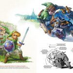 Legend Zelda Art Artifacts Concept